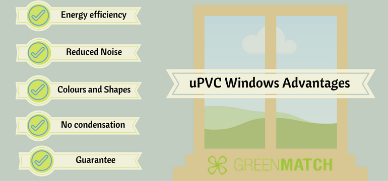 uPVC Windows Advantages